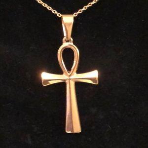 Jewelry - GOLD CROSS